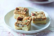 Almond Biscuit Bar